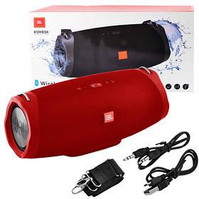 Bluetooth-колонка  XTREME (HUGO) BOMBOX, c функцией speakerphone, PowerBank, red