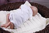 """Боди для малышей """"Ангел"""", белый, фото 2"""