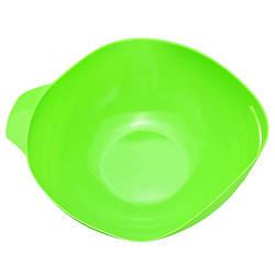 Миска форма для випікання силіконова 7708 зелена