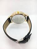 Чоловічі наручні годинники Негмеѕ, золото з чорним ремінцем ( код: IBW635YB ), фото 4