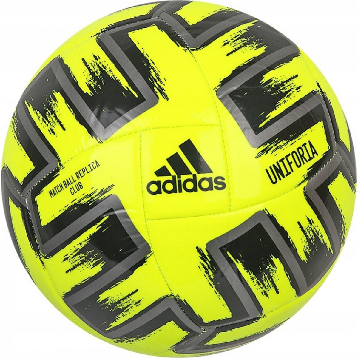 М'яч футбольний Adidas Uniforia Club FP9706 Size 5