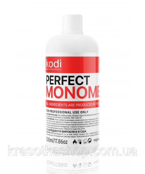 Monomer Clear Kodi Professional (Мономер прозрачный), 500 мл