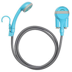 Аккумуляторный автономный душ для кемпинга NR-31325 Blue