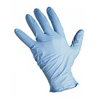 Перчатки нитриловые смотровые