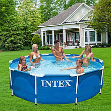 Каркасный бассейн Intex 28202, 305 x 76 см (1 250 л/ч)