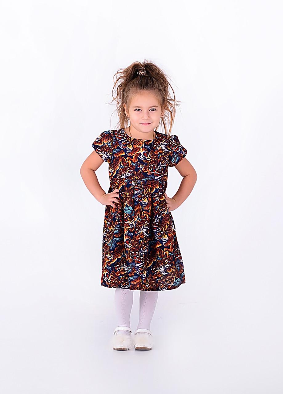 Гарне плаття дитяче Family Look 10107