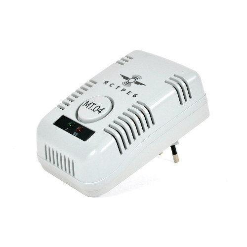 Ультразвуковий відлякувач тарганів Kronos МТ 04 електромагнітний Білий (gr_007395)