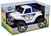 Игрушка машинка Внедорожник Полиция Технок 5002