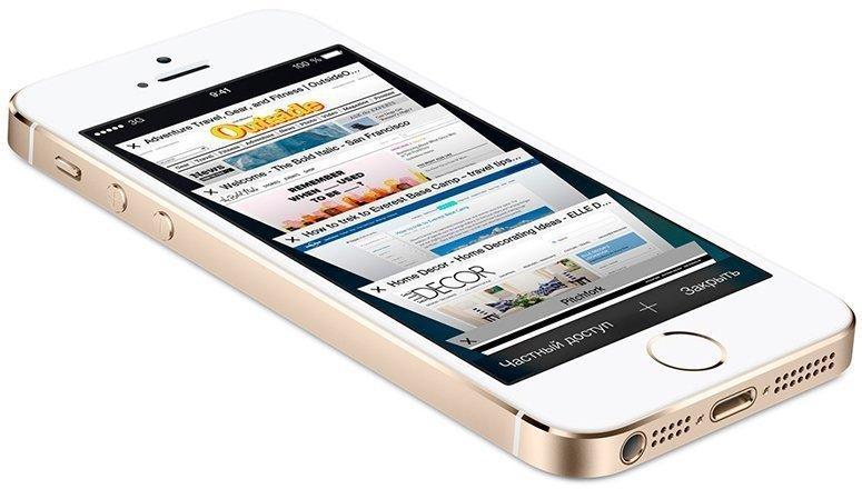 IPhone 5S 16GB Gold. Новый