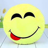 Детская подушка смайлик, фото 1