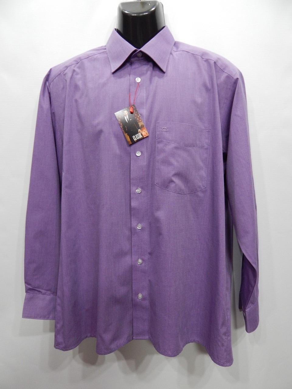 Чоловіча класична сорочка з довгим рукавом Olymp tendez р. 50 158ДР