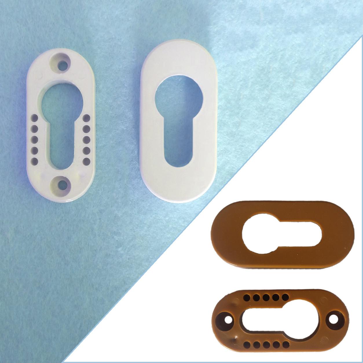 Накладка на циліндр пластмасова (ABS)