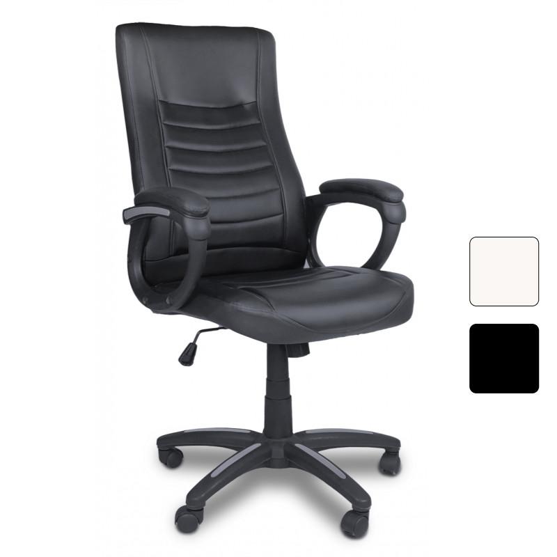 Крісло офісне Just Sit Zeus екошкіра робоче для комп'ютера офісу дому