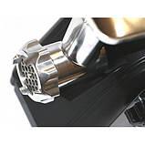 Электромясорубка с соковыжималкой Rainberg RB-672 3000W Black/Silver (112839), фото 4