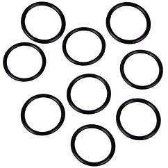 Водонепроницаемые уплотнительные кольца для фонарей (16 x 1.5mm), черные