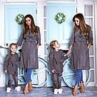 Пальто детское familylook 11027, фото 4