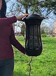 Уничтожитель насекомых уличный N'oveen IKN-24 IP24, фото 3