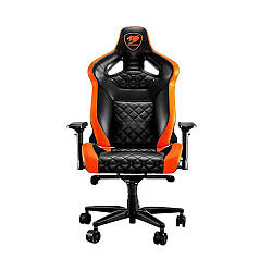 Крісло для геймерів Cougar Armor Black-Orange