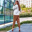 Свободные классические брюки 70596, фото 3