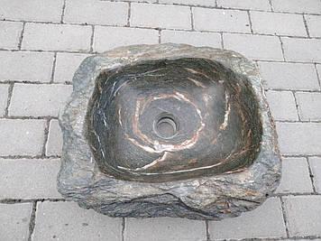 Умывальник из природного камня экологически чистый