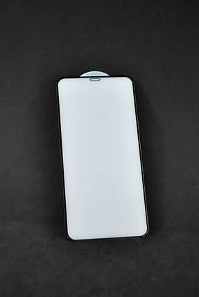 Защитное стекло Huawei Y6P (2020) 3D/6D Black (тех.пак.), фото 2