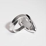 Місячний камінь Адуляр срібне кільце, 1783КА, фото 3