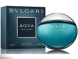 Чоловіча туалетна вода, оригінал Bvlgari Aqua Pour Homme 50мл