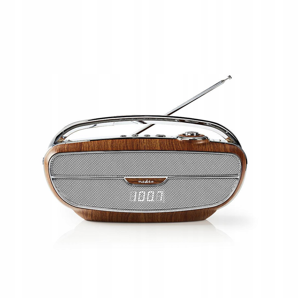 Радио Nedis RDFM5310BN