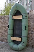 """2-х місцева гумовий човен """"Дельфін"""""""