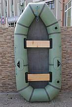 2-х місцева гумовий човен Лисичанка