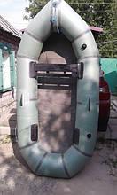 2-х місцева гумовий човен Тайфун