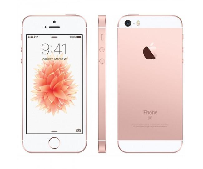 IPhone SE 16GB Rose Gold. Новый
