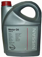 Моторное масло NISSAN 10W-40 5л (EU)