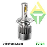Лампа LED світлодіодна 12В 36Вт (к-кт 2 шт) Н1