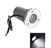 Уличный светодиодный тротуарный светильник LED 1Вт 6500K IP65 LM14
