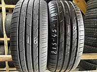 Літні шини 215/45R18 HANKOOK Ventus prime 3 (7+мм) 89V, фото 1