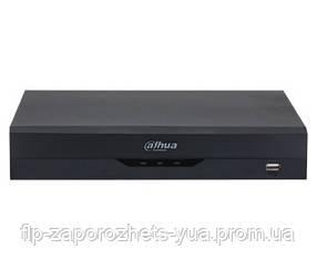 DH-XVR5104HS-I3 4-канальний Penta-brid 5M-N/1080p 1U 1HDD WizSense