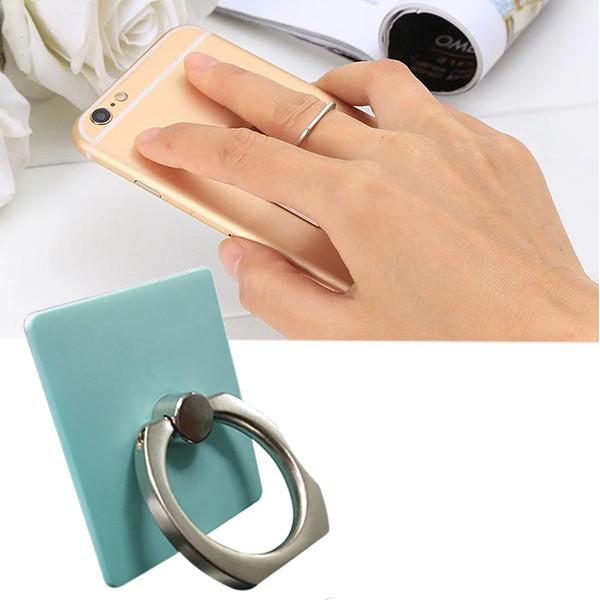 Кільце-тримач і підставка для телефону Plastic Rectangle Ring