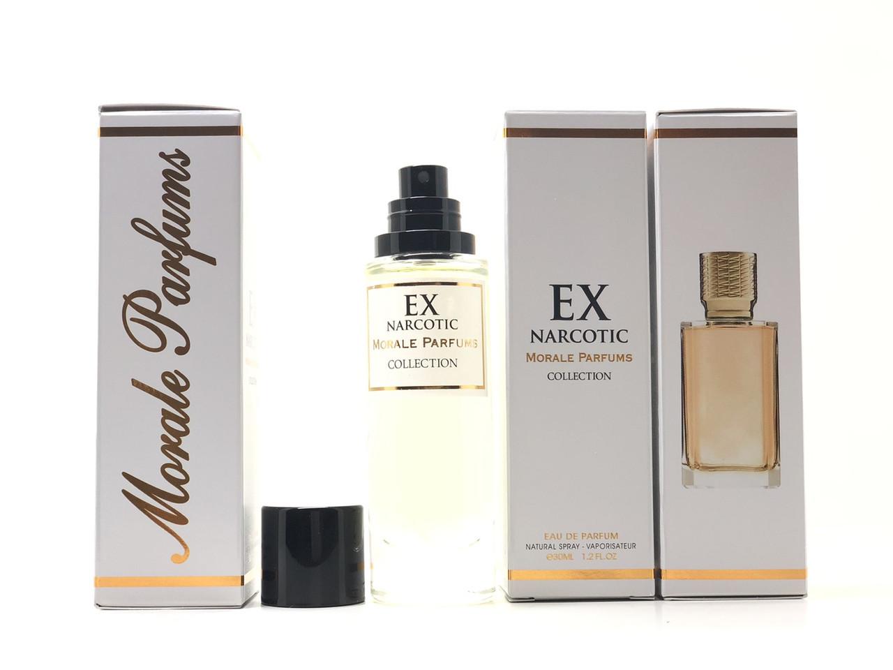 Аромат унісекс Ex Narcotique Morale Parfums (Екс Наркотик Морал Парфум) 30 мл