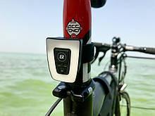Велосипедный габарит мигалка RockBros