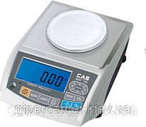 Лабораторні ваги CAS MWP (150г / 300г / 600г)