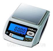 Лабораторні ваги CAS MWP (1200г / 1500г / 3000г)