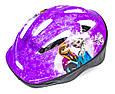 Дитячі Розсувні ролики квади + Шолом + Захист Scale Sports (2в1) фіолетовий колір розмір 29-33 і 34-37 SS, фото 6