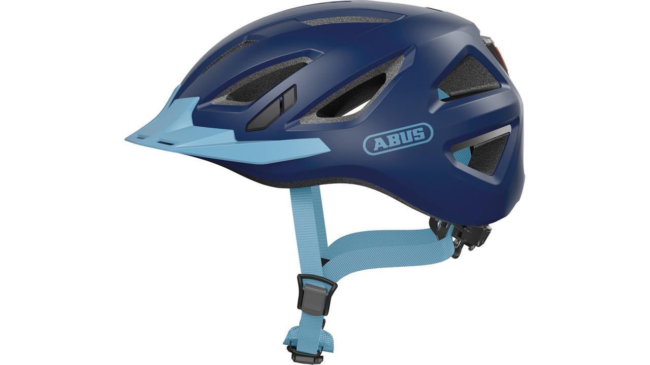 Шолом велосипедний ABUS URBAN-I 3.0 S 51-55 Core Blue 868788