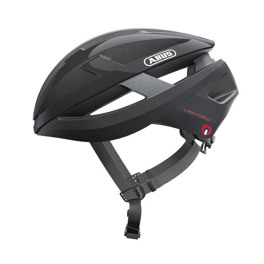 Шлем велосипедный ABUS VIANTOR Quin M 54-58 Velvet Black 884948, фото 2