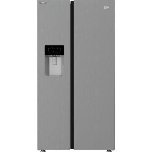Холодильник з морозильною камерою Beko GN162331ZXB