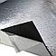 Вспененный каучук самоклеющийся ламинированный пленкой 6 мм, фото 2