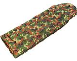 Спальный мешок одеяло с капюшоном SY-066 Камуфляж, фото 2