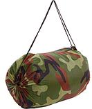 Спальный мешок одеяло с капюшоном SY-066 Камуфляж, фото 6