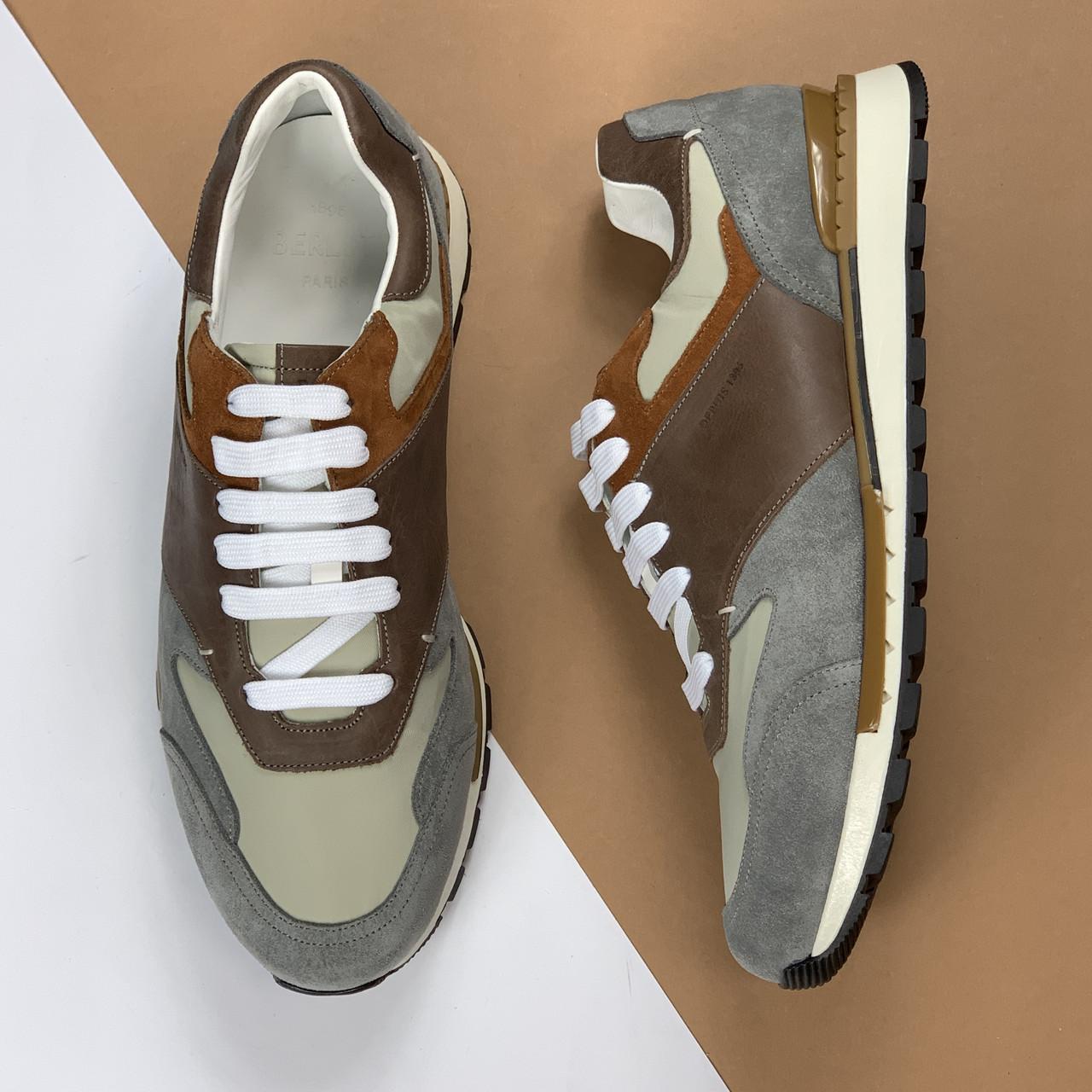 Чоловічі кросівки Berluti (Берлуті)